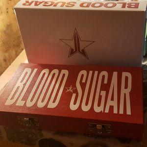 Blood Sugar Eyeshadow Palette (slightly used)